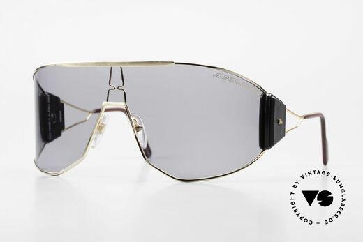 Alpina Goldwing Rare Promi Vintage Brille 80er Details