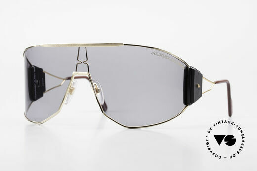 Alpina Goldwing 2nd hand Vintage Sonnenbrille Details