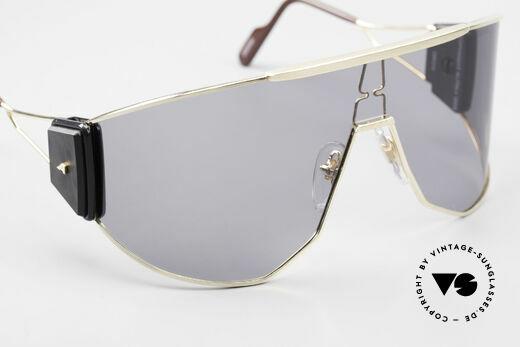 Alpina Goldwing 2nd hand Vintage Sonnenbrille, dennoch sehr begehrt, extrem selten & vor allem tragbar, Passend für Herren und Damen
