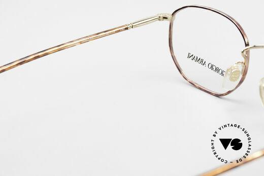 Giorgio Armani 187 Klassische 90er Herrenbrille, orig. DEMOgläser können beliebig getauscht werden, Passend für Herren