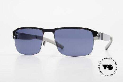 Mykita Lenny Sportliche Sonnenbrille Men Details