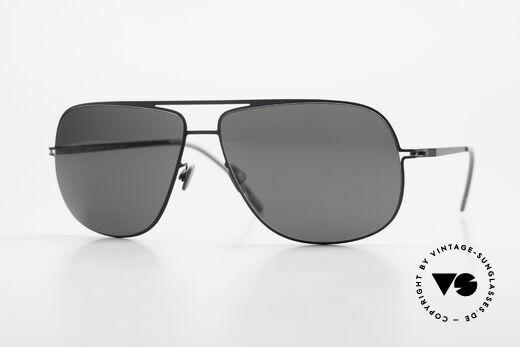 Mykita Jon Metall Designer Sonnenbrille Details