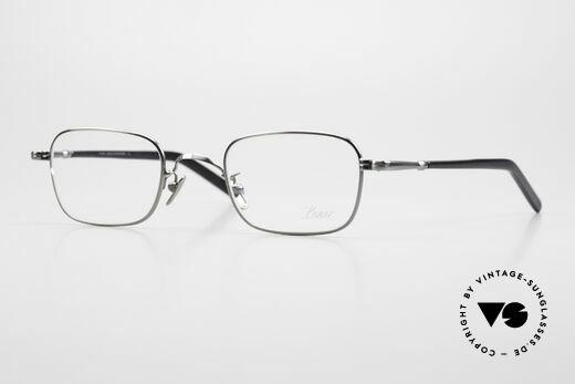 Lunor VA 109 Klassische Brille Für Herren Details