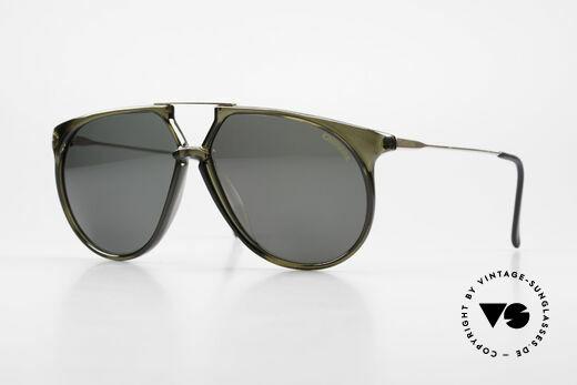 Carrera 5415 XL 80er Brille 2 Paar Gläser Details