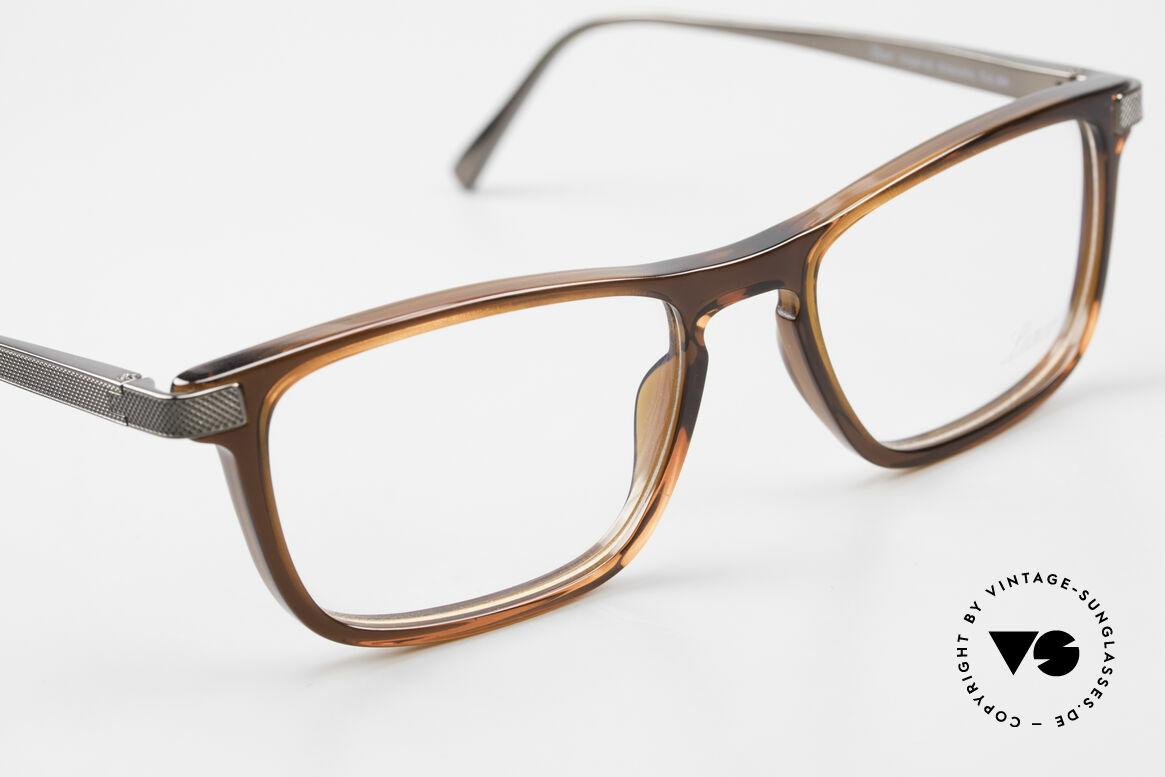 Lunor Imperial Anatomic Titanium Brille 2012 Unisex, ungetragen (wie alle unsere Luxusbrille von LUNOR), Passend für Herren und Damen
