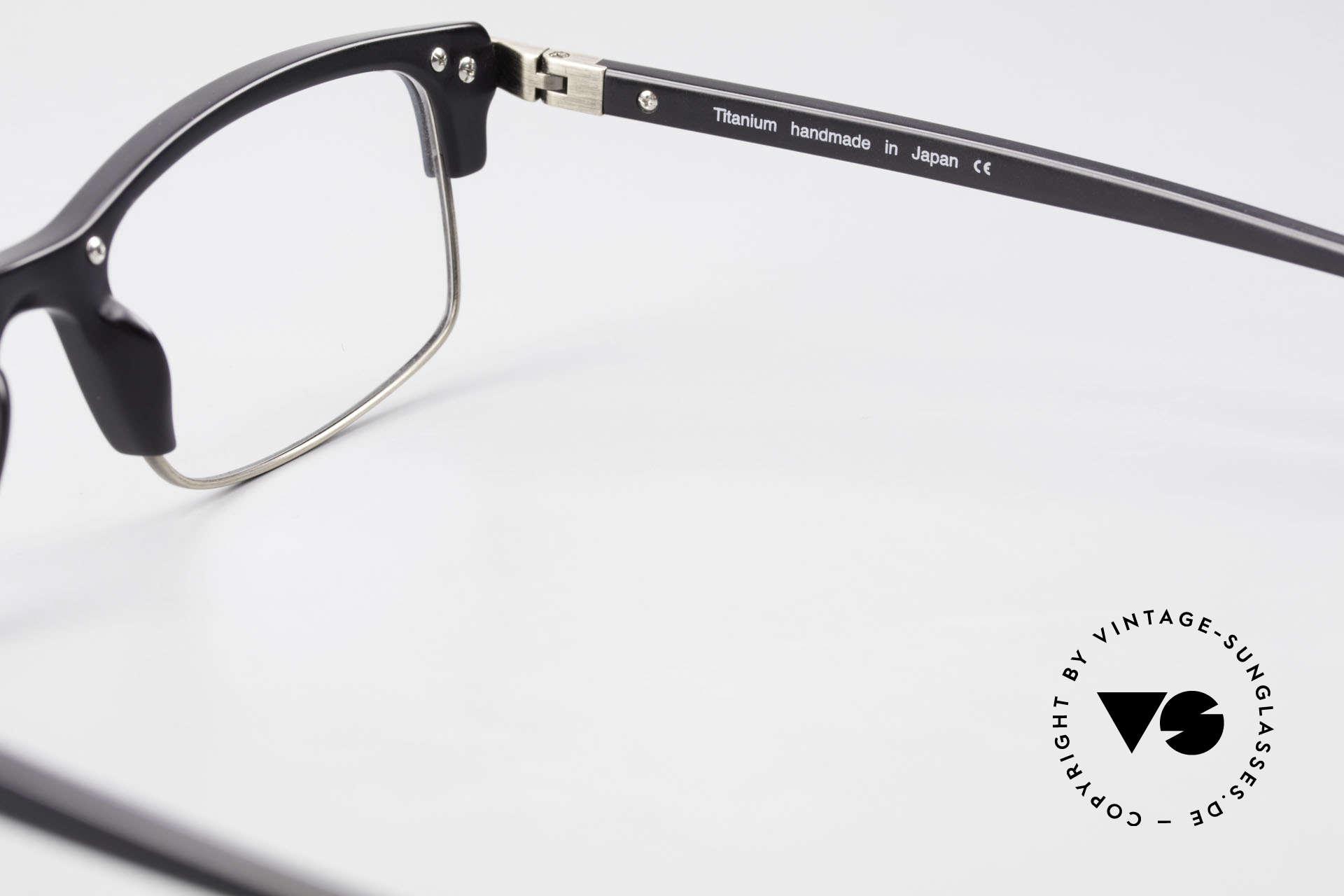 Lunor Combi V Mod 50 Designer Kombibrille Titanium, Größe: medium, Passend für Herren und Damen