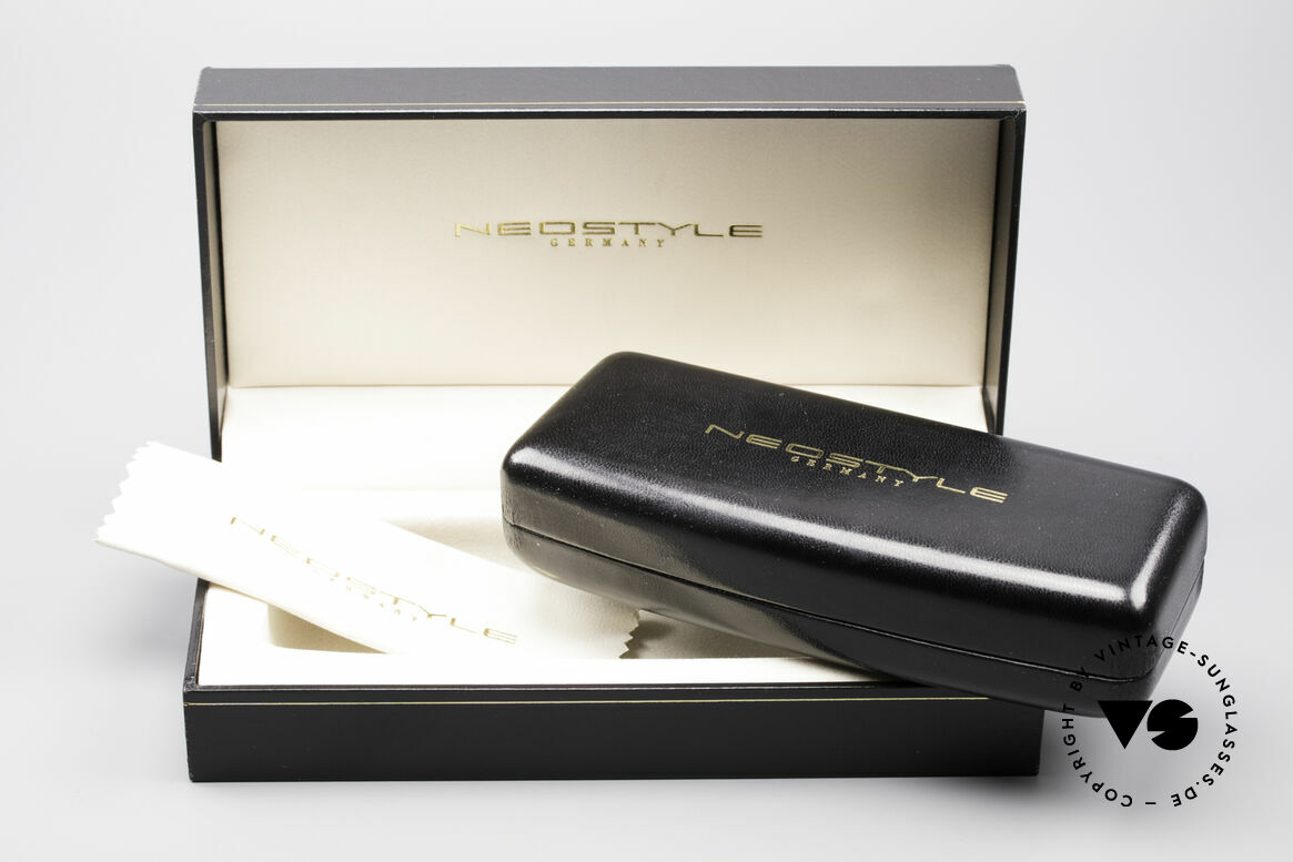 Neostyle Holiday 968 Steampunk Sonnenbrille 90er, Größe: medium, Passend für Herren