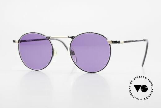 Neostyle Academic 2 80er Pantosonnenbrille Lila Details