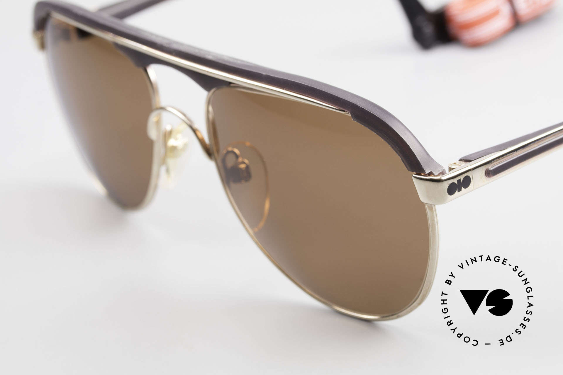 Metzler 0250 Echt 80er Sportsonnenbrille, ungetragen (wie alle unsere alten METZLER Brillen), Passend für Herren