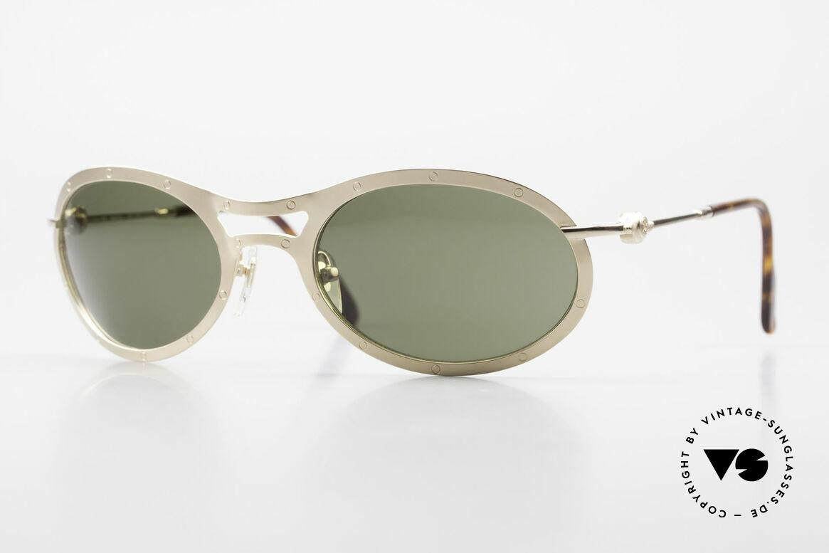 Aston Martin AM33 Sportliche Luxus Sonnenbrille, edle Aston Martin vintage Luxus-DesignerSonnenbrille, Passend für Herren