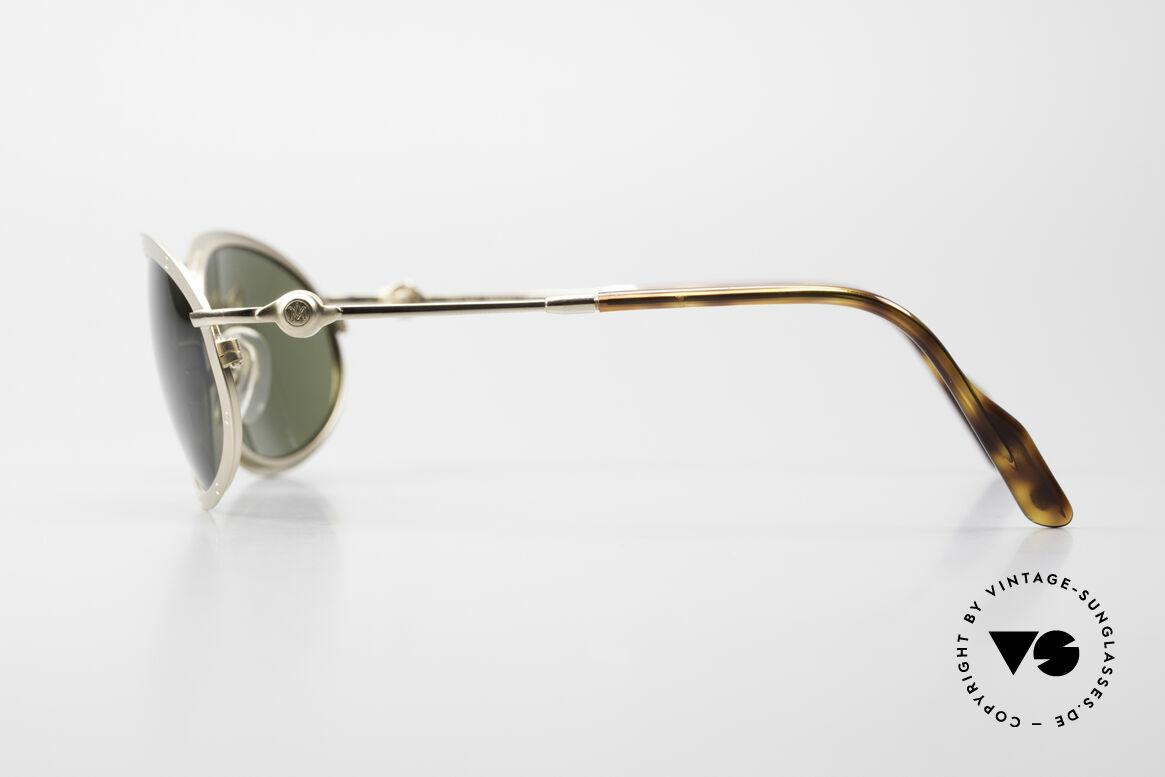 Aston Martin AM33 Sportliche Luxus Sonnenbrille, ungetragenes Einzelstück in Gr. 59-22 (inkl. orig. Etui), Passend für Herren