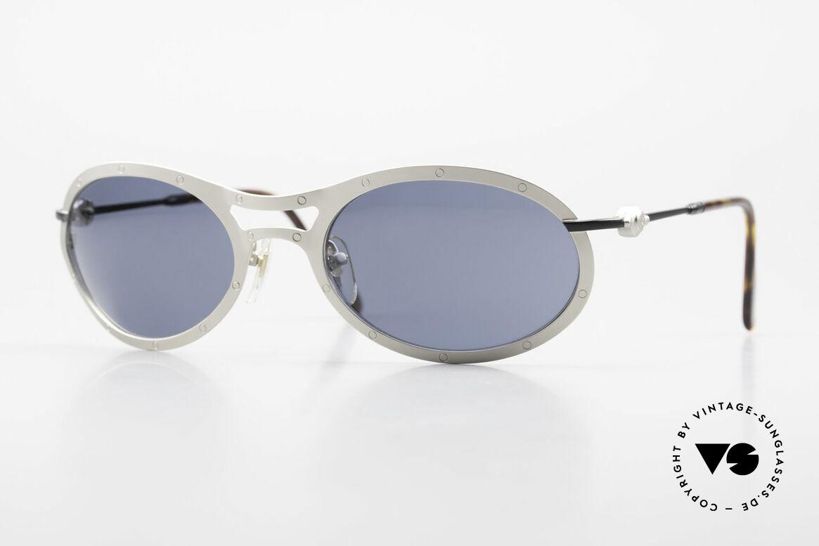 Aston Martin AM33 Sporty Herren Sonnenbrille, edle Aston Martin vintage Luxus-DesignerSonnenbrille, Passend für Herren