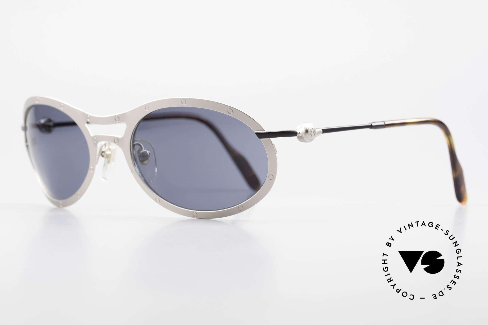 Aston Martin AM33 Sporty Herren Sonnenbrille, sportlich elegant für den Gentleman (James Bond Style), Passend für Herren