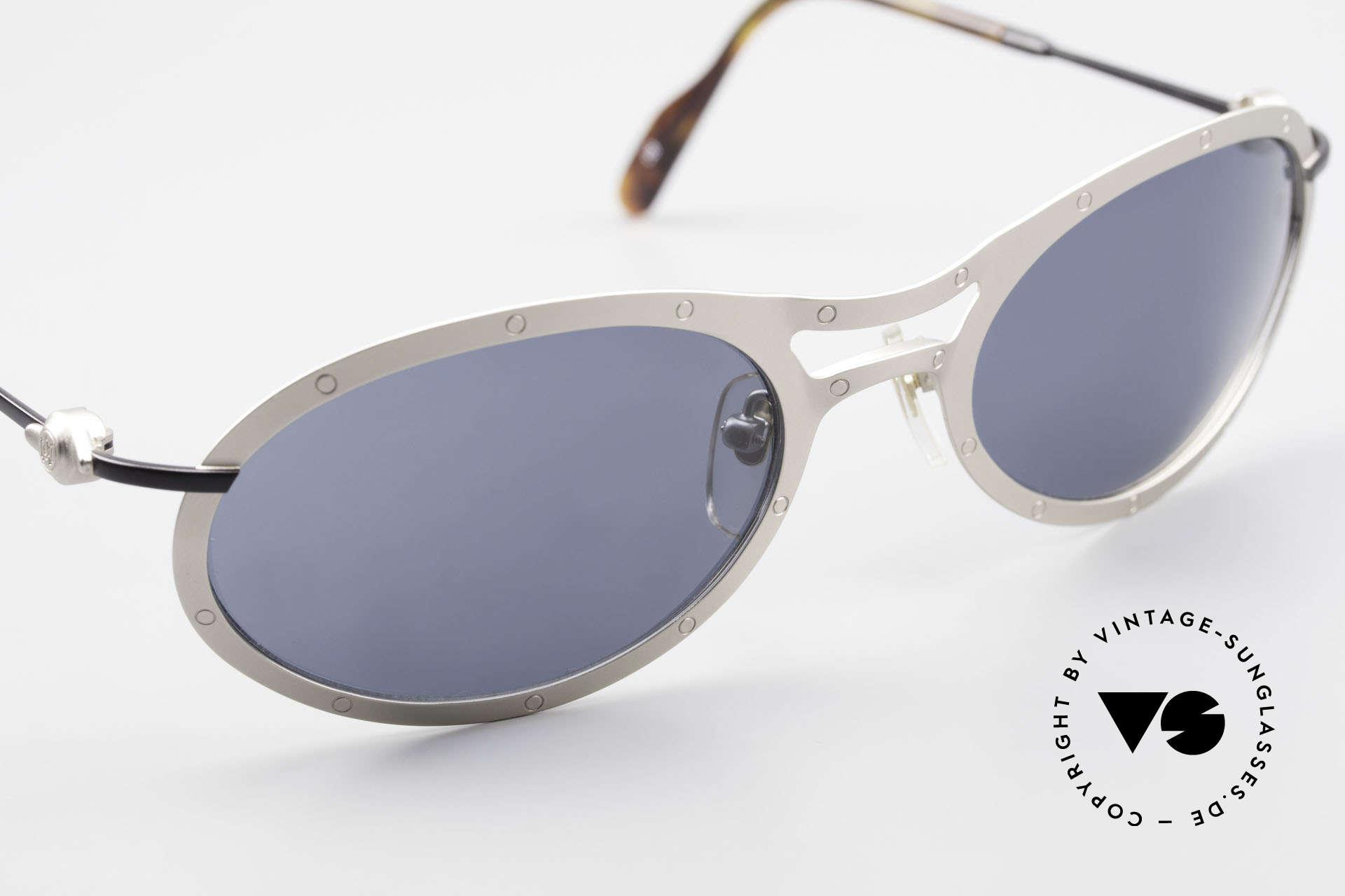 Aston Martin AM33 Sporty Herren Sonnenbrille, ungetragenes Einzelstück in Gr. 59-22 (inkl. orig. Etui), Passend für Herren
