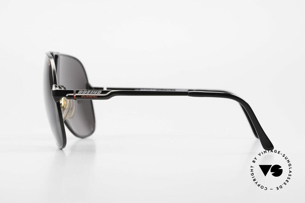 Boeing 5700 Vintage 80er Piloten Brille, ungetragen (wie alle unsere Boeing Pilotenbrillen), Passend für Herren und Damen