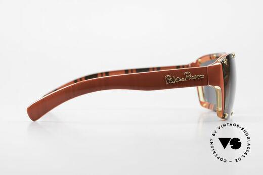Paloma Picasso 3702 No Retro Sonnenbrille Damen, Keine Reproduktion, sondern ein stolzes Original!, Passend für Damen