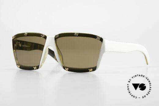 Paloma Picasso 3702 No Retro Damen Sonnenbrille Details