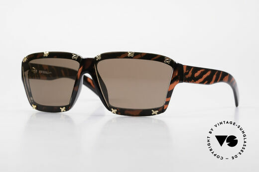 Paloma Picasso 3702 Vintage Sonnenbrille Original Details
