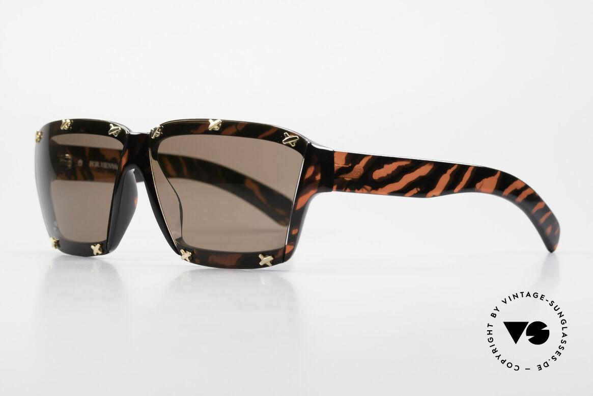 Paloma Picasso 3702 Vintage Sonnenbrille Original, noch ein Meisterwerk vom Künstler-Haus Picasso!, Passend für Damen