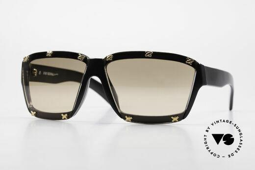 Paloma Picasso 3702 Vintage Sonnenbrille Damen Details