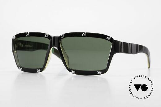 Paloma Picasso 3702 Vintage Sonnenbrille Von 1990 Details