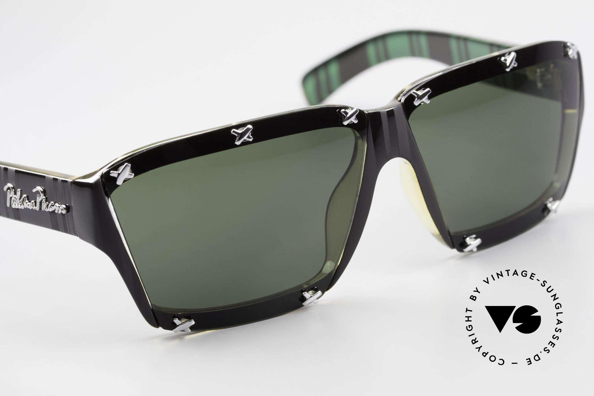 Paloma Picasso 3702 Vintage Sonnenbrille Von 1990, ungetragen; wie alle unsere 90er vintage 'Schätze', Passend für Damen