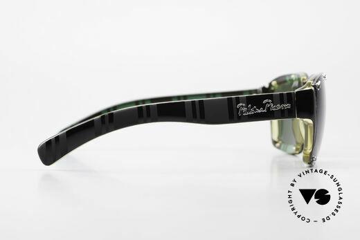 Paloma Picasso 3702 Vintage Sonnenbrille Von 1990, Keine Reproduktion, sondern ein stolzes Original!, Passend für Damen