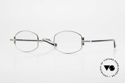 Lunor XA 03 No Retro Lunor Brille Vintage Details