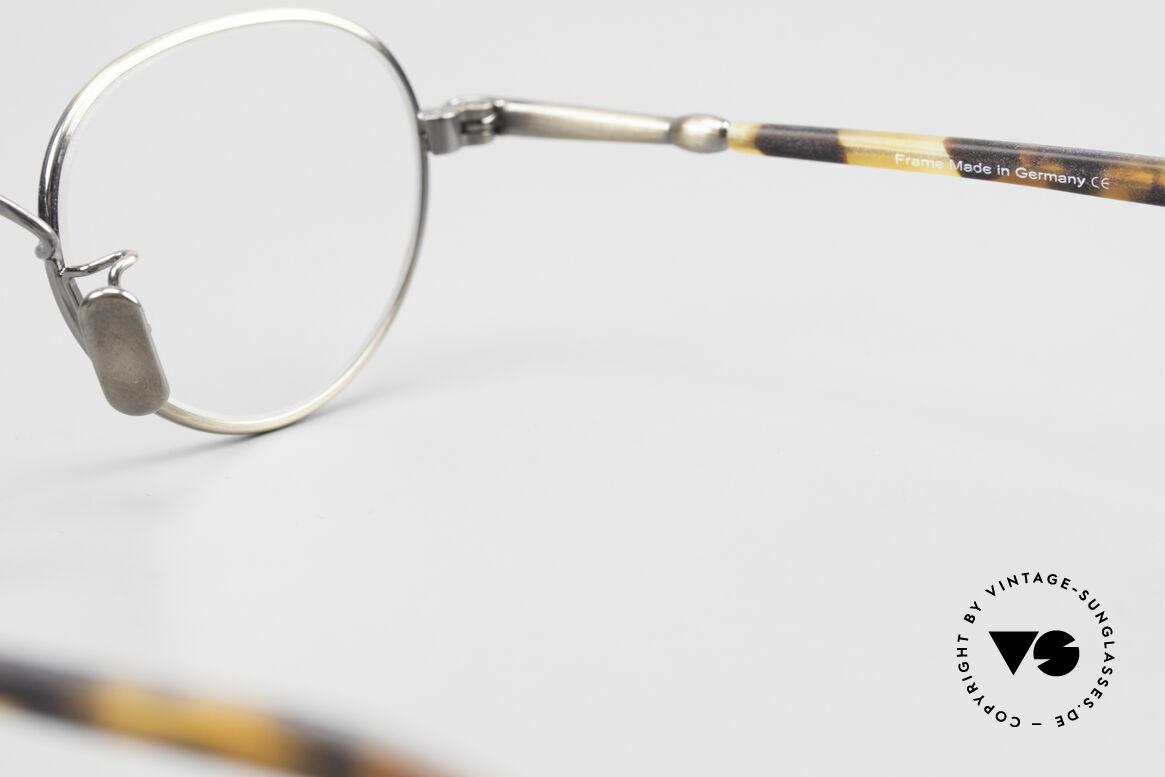 Lunor VA 103 Lunor Brille Altes Original, Größe: small, Passend für Herren und Damen