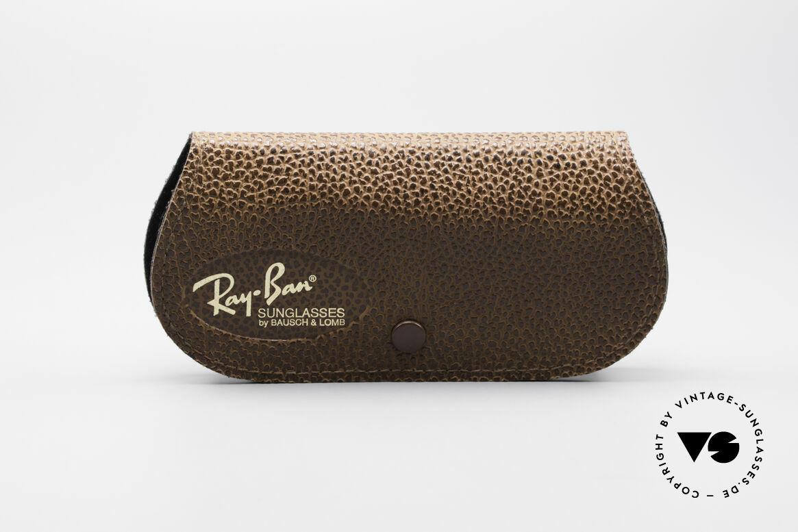 Ray Ban Classic Style I Ovale Ray-Ban Sonnenbrille, Größe: small, Passend für Herren und Damen
