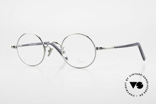 Lunor VA 110 Original Lunor Brille Rund Details
