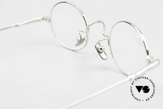 Lunor V 100 Ovale Vintage Lunor Brille, Größe: medium, Passend für Herren und Damen