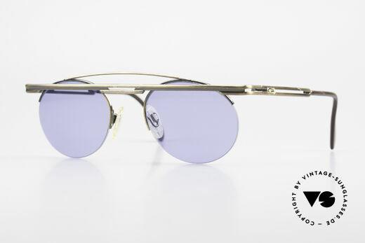 Cazal 748 Alte 90er Vintage Sonnenbrille Details