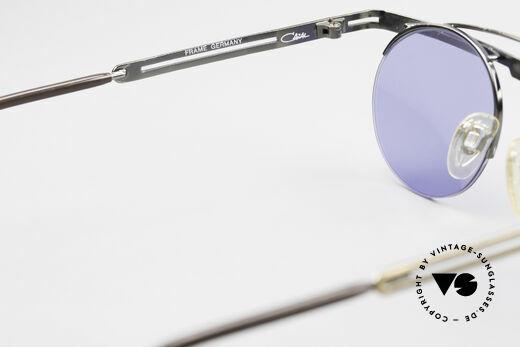 Cazal 748 Alte 90er Vintage Sonnenbrille, KEINE Retrobrille; ein echtes altes 90er Jahre Original, Passend für Herren und Damen