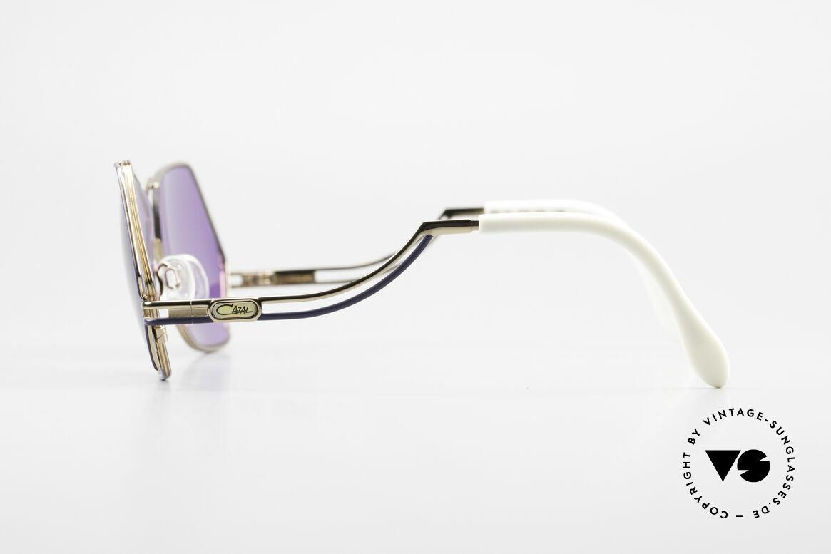 Cazal 226 Vintage Sonnenbrille Damen, ungetragen (wie alle unsere CAZAL vintage Brillen), Passend für Damen