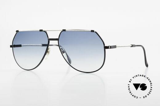 Pierre Cardin CP805 Alte 80er Segler Brille Vintage Details
