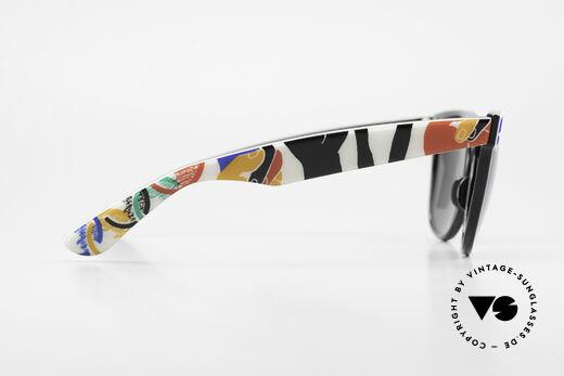 Ray Ban Wayfarer II Olympia Brille 1992 Barcelona, KEINE retro Sonnenbrille; ein altes vintage ORIGINAL, Passend für Herren und Damen