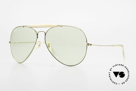 Ray Ban Outdoorsman II Changeable Linsen B&L USA Details
