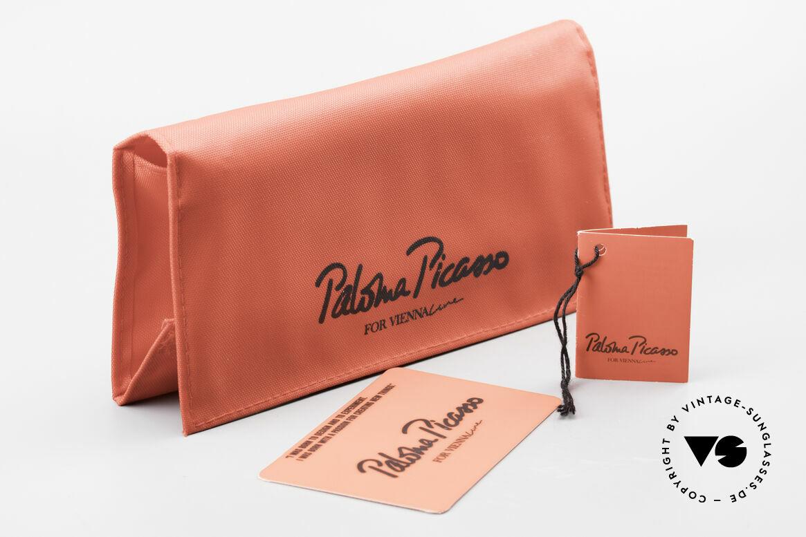 Paloma Picasso 3707 90er Sonnenbrille Vergoldet, Größe: medium, Passend für Damen