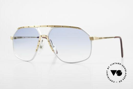 Alpina M6 80er Sonnenbrillen Klassiker Details