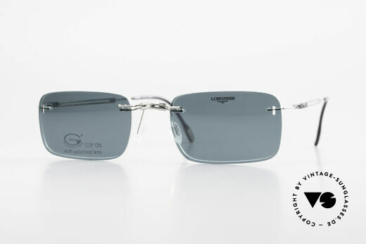 Longines 4367 Randlose Brille Polarisierend Details