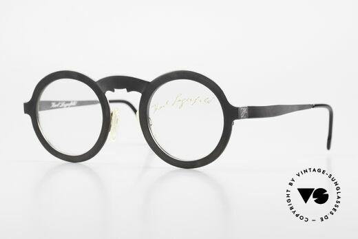 Karl Lagerfeld 4501 Runde Panto Designerbrille Details