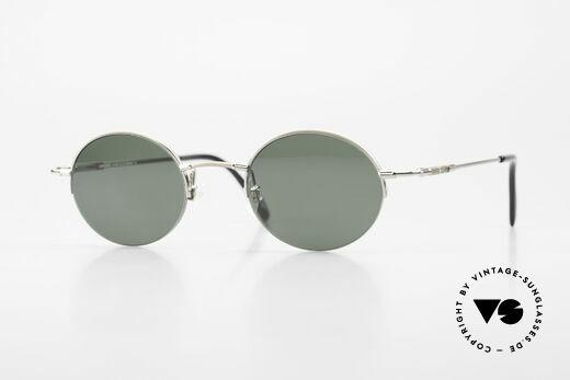 Longines 4363 Rund Ovale Sonnenbrille 90er Details
