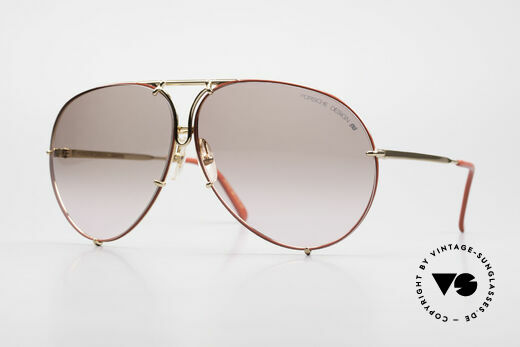 Porsche 5621 Rare 80er Brille Sonderedition Details