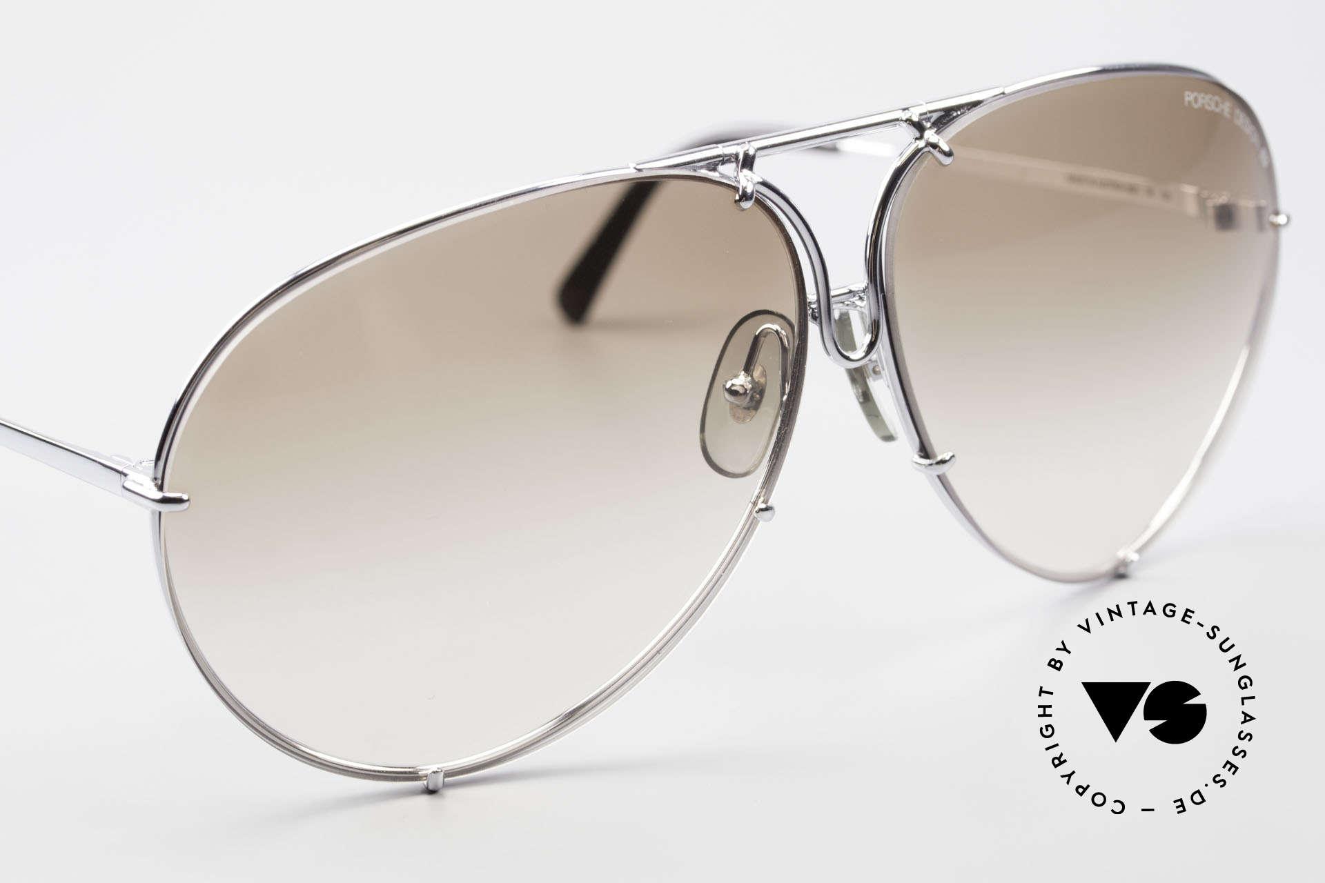 Porsche 5621 80er Brillenklassiker Herren, ungetragene 80er Rarität und KEINE RETRO-Brille!, Passend für Herren