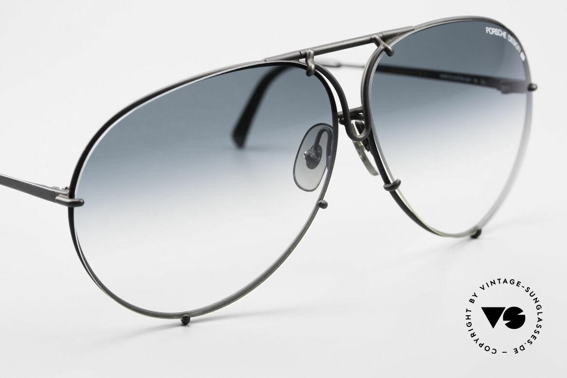 Porsche 5621 Alte 80er Aviator Sonnenbrille, ungetragene 80er Rarität und KEINE RETRO-Brille!, Passend für Herren