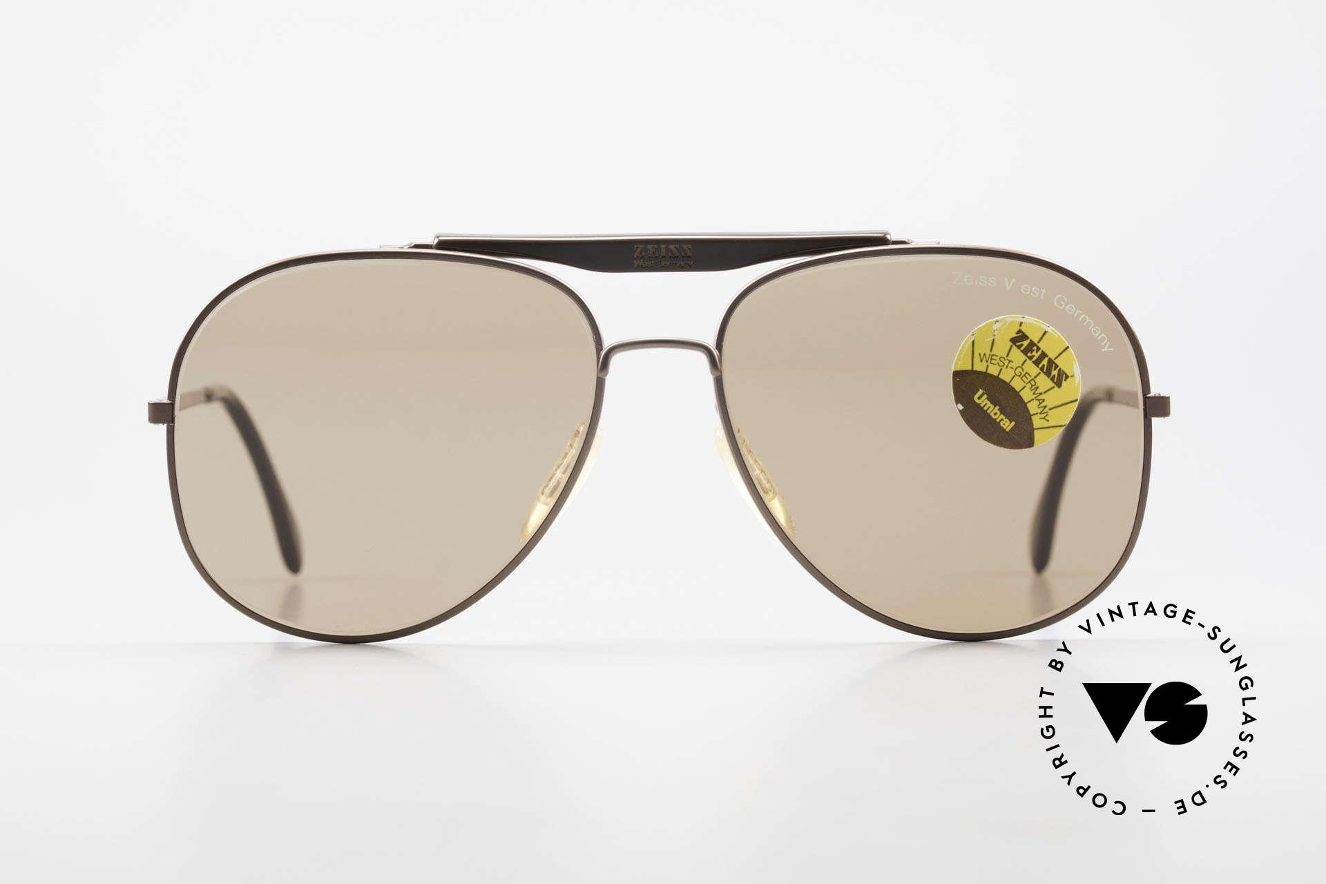 Zeiss 9337 Zurück in die Zukunft Brille, u.a. getragen von Michael J. Fox (alias Marty McFly), Passend für Herren
