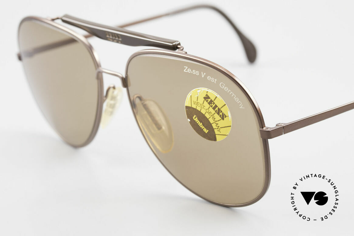 Zeiss 9337 Zurück in die Zukunft Brille, Marty McFly trug das Mod. mit verspiegelten Gläsern, Passend für Herren