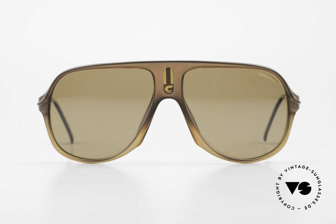 Carrera 5547 Polarisierende Sonnenbrille, enorm robuster Optyl-Kunstoffrahmen; Top Qualität, Passend für Herren