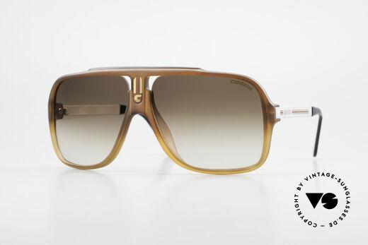Carrera 5557 Rare 80er Vintage Sonnenbrille Details